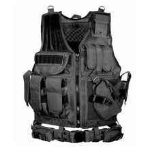 Load image into Gallery viewer, Tactical Vest Military Combat Armor Adjustable Armor Outdoor Training