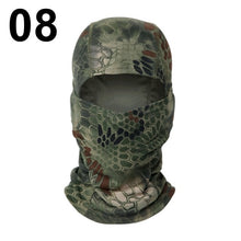 Load image into Gallery viewer, Tactical Survival Camouflage Balaclava Full Face Mask