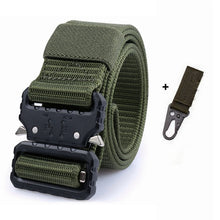 Load image into Gallery viewer, Tactical Survival Military Belt