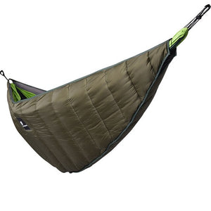 Thick Cotton Hammock Warm Cover Outdoor Camping Military Sleeping Bag