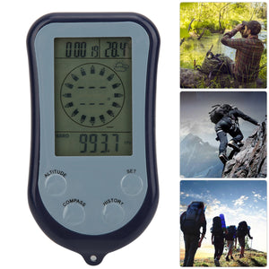 8 In 1 Handheld Electronic Navigation Survival Gps Compass