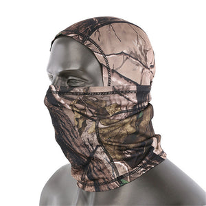 Military Waterproof Outdoor Full Face Tactical Hunting Balaclava