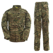 Load image into Gallery viewer, ACU Outdoor Camouflage Army Uniform  Military