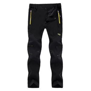 Outdoor Hiking Tactical Waterproof Pants  Mountain Climbing Quick Dry Trekking