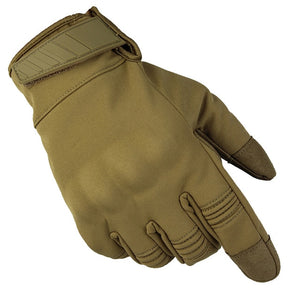 Camouflage Waterproof Gloves Full Finger Tactical Gloves