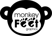Monkey Feet Graphics