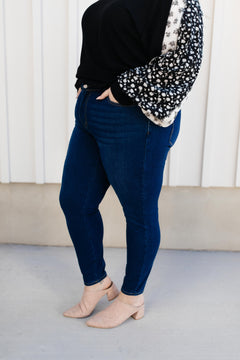 Miss Jackson jeans in blue