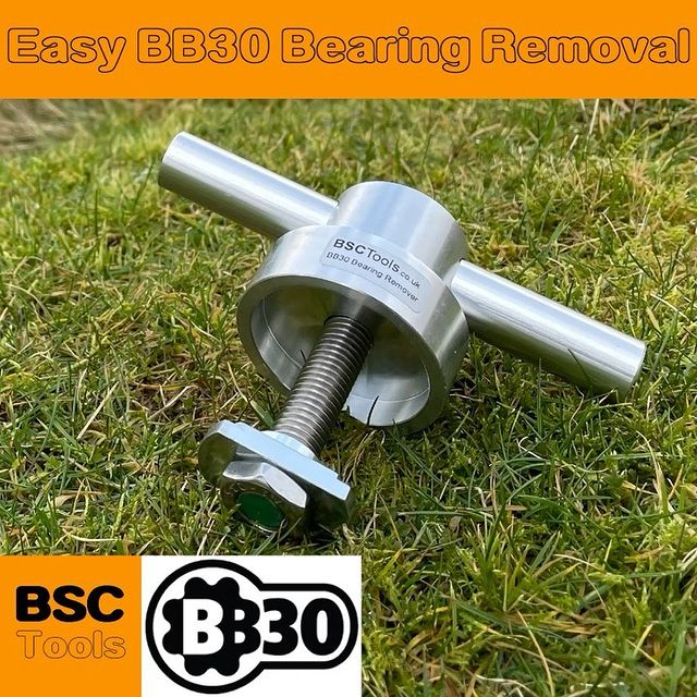 BSC PRO BB30 BEARING REMOVAL EXTRACTOR / EXTRACTION TOOL