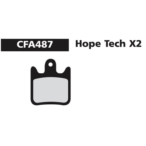 EBC Brake Disc Brake Pads CFA487