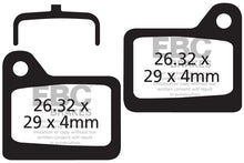 Load image into Gallery viewer, EBC Brake Disc Brake Pads CAF329