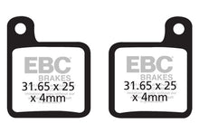 Load image into Gallery viewer, EBC Brake Disc Brake Pads CFA338
