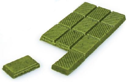 Matcha Chocolate - made with real green tea!