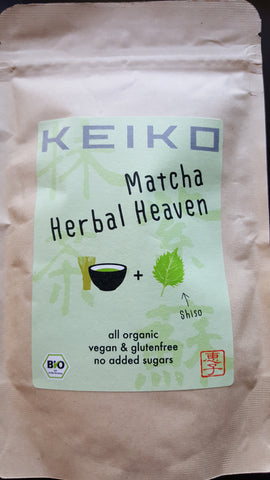Matcha Herbal Heaven