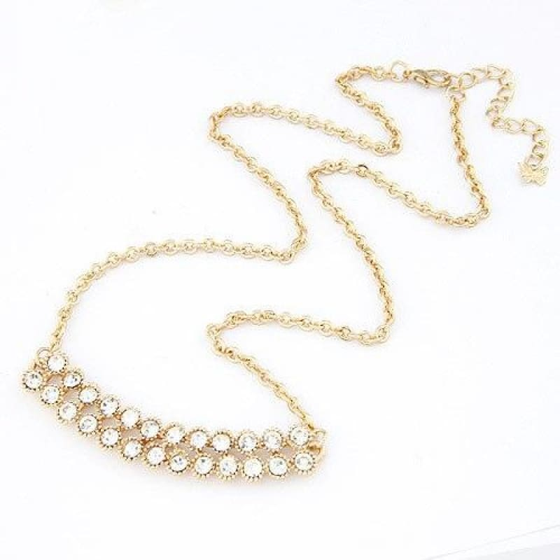 Collier Vintage Or
