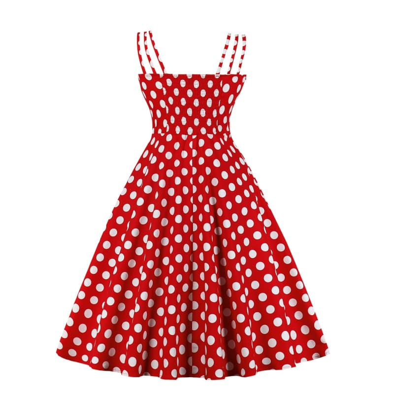 Pin Up Robe Vintage | Éternel Vintage