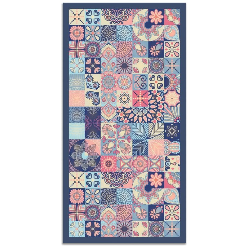 Tapis Style Vintage Rectangle