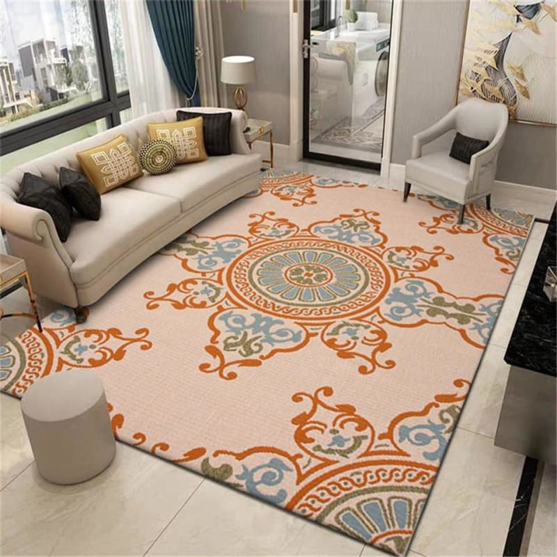 Tapis Vintage Rectangle