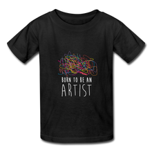 Charger l'image dans la galerie, T-shirt enfant ARTIST (divers coloris) - I'm Born To Be