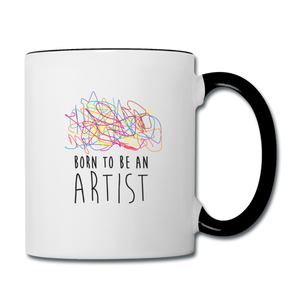 Mug ARTIST (divers coloris) - I'm Born To Be