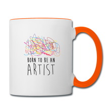 Charger l'image dans la galerie, Mug ARTIST (divers coloris) - I'm Born To Be