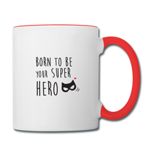 Charger l'image dans la galerie, Mug Saint-Valentin SUPER HERO - I'm Born To Be