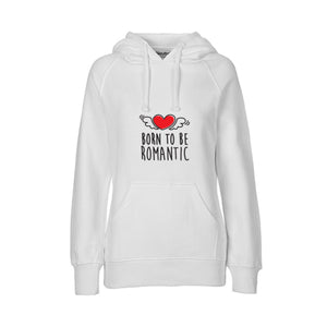 Sweat-shirt Femme BIO 🍀 ROMANTIC (divers coloris)