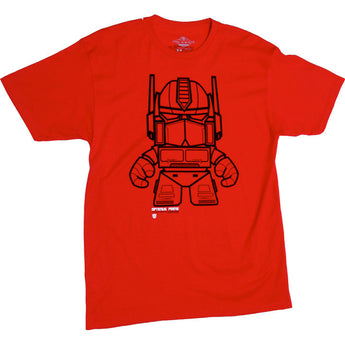 Optimus Prime T-Shirt by The Loyal Subjects