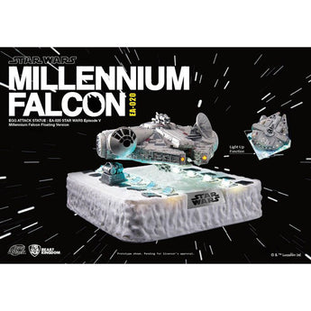 Beast Kingdom Millennium Falcon Magnetic Floating model Star Wars Episode V: The Empire Strikes Back