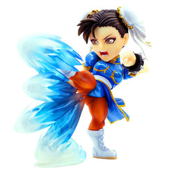 Street Fighter Chun Li The New Challenger TNC-03 figure display