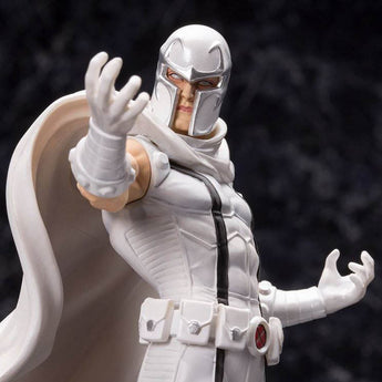 *SALE* Marvel Now X-Men Magneto Limited Edition White Costume ARTFX+ Statue