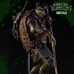 Prime 1 Studio Teenage Mutant Ninja Turtles TMNT Movie Donatello 1/4 scale statue