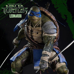 Prime 1 Studio Teenage Mutant Ninja Turtles TMNT Movie Leonardo 1/4 scale statue