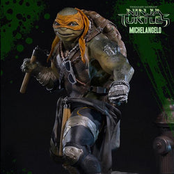Prime 1 Studio Teenage Mutant Ninja Turtles TMNT Movie Michelangelo 1/4 scale statue