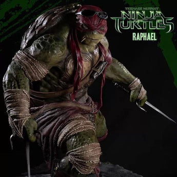 Prime 1 Studio Teenage Mutant Ninja Turtles TMNT Movie Raphael 1/4 scale statue