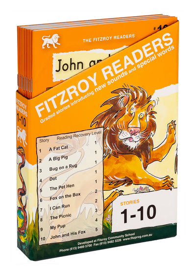 Fitzroy Readers 1-10