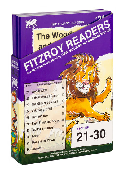 Fitzroy Readers 21-30
