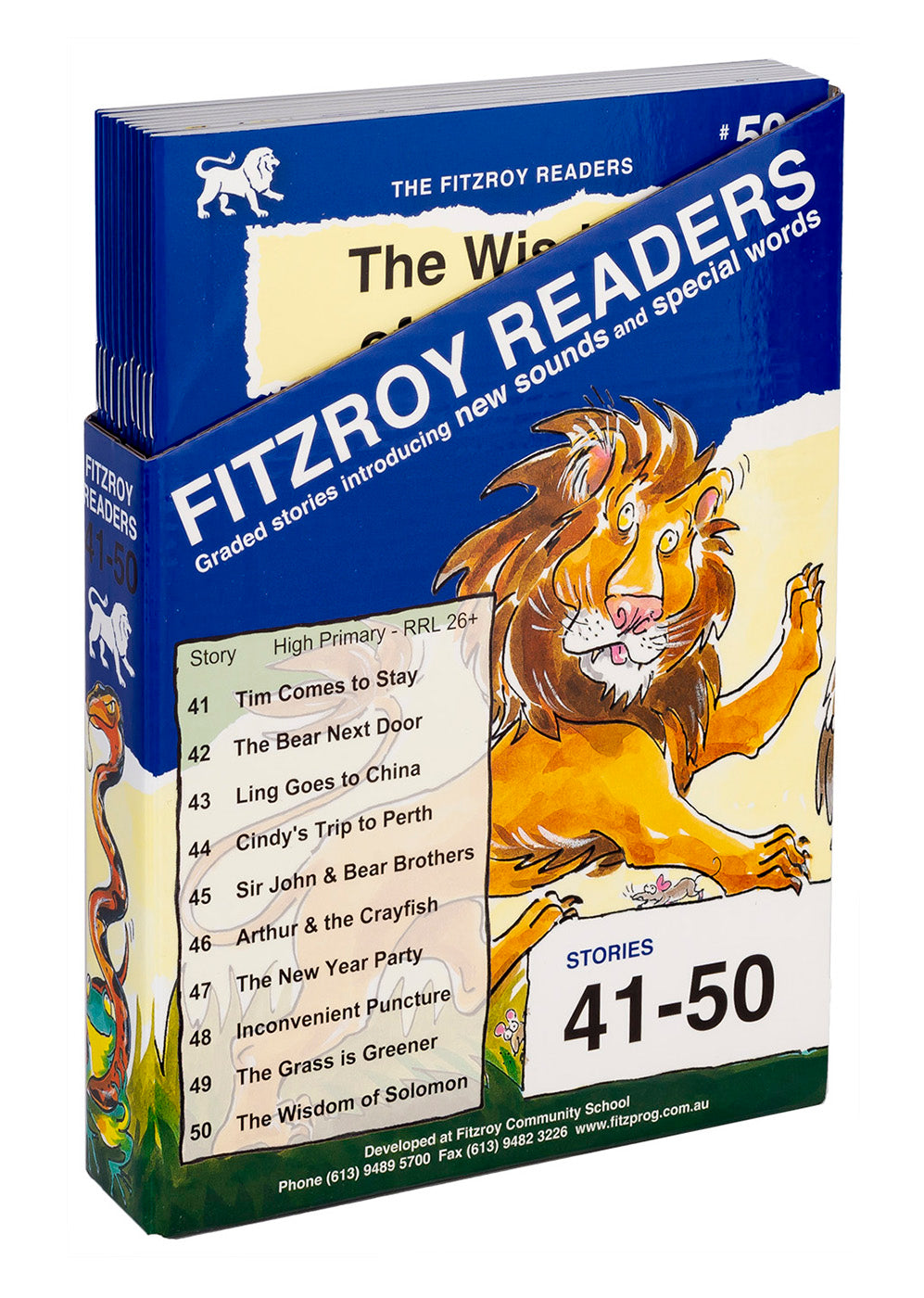 Fitzroy Readers 41-50