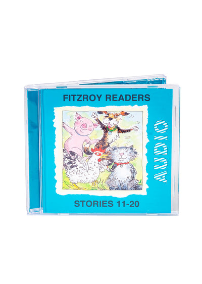 Fitzroy Audio Readers 11-20