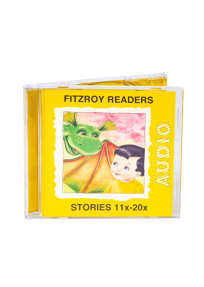 Fitzroy Audio Readers 11X-20X