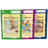 Fitzroy Word Families - set of 3