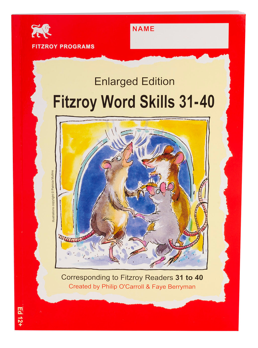Fitzroy Word Skills 4 - Reader levels 31-40