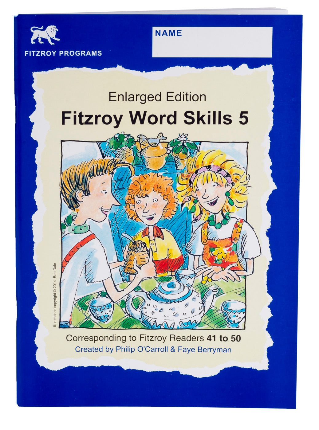 Fitzroy Word Skills 5 - Reader levels 41-50