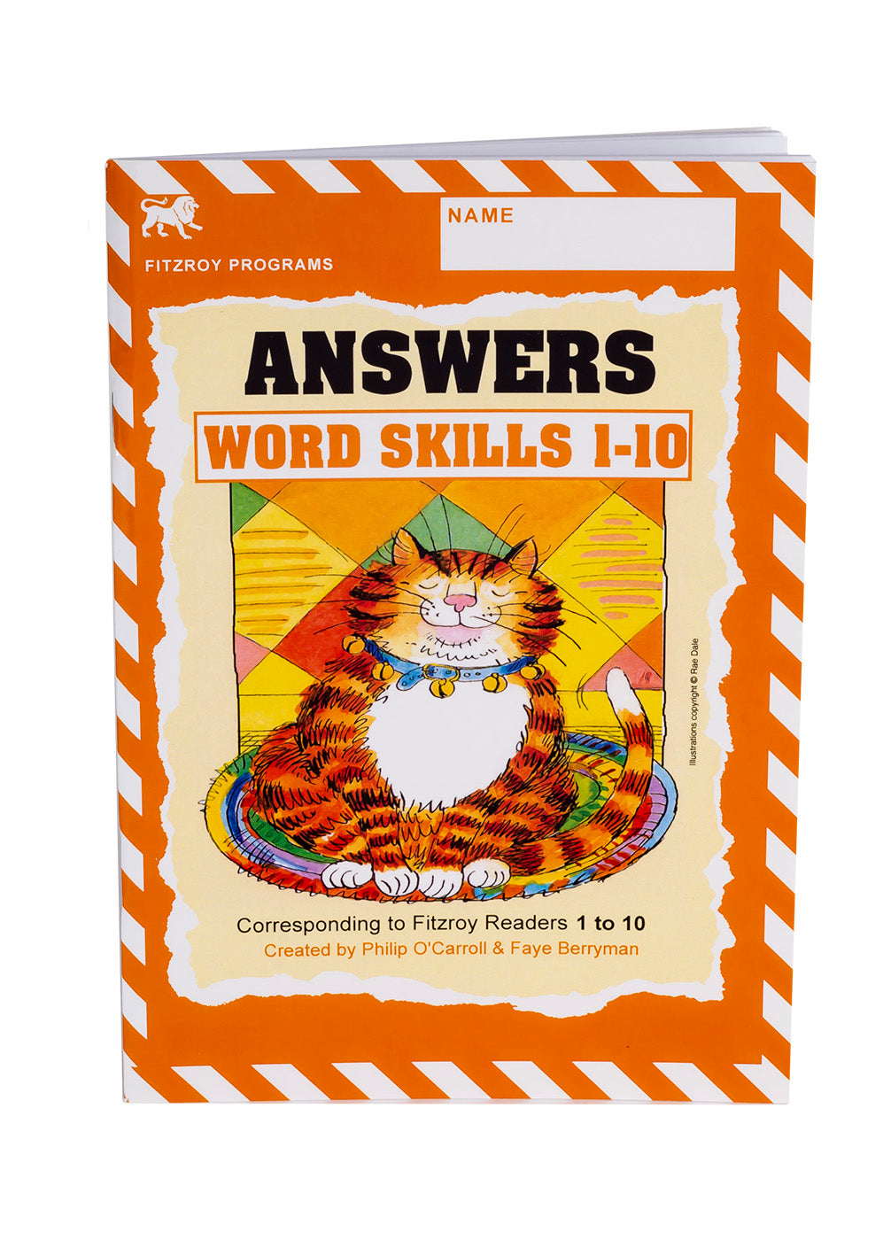 Fitzroy Word Skills Answer Book 1-10