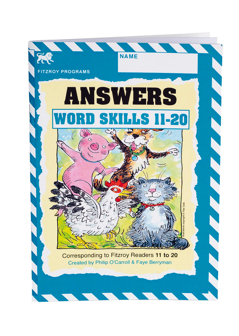 Fitzroy Word Skills Answer Book 2