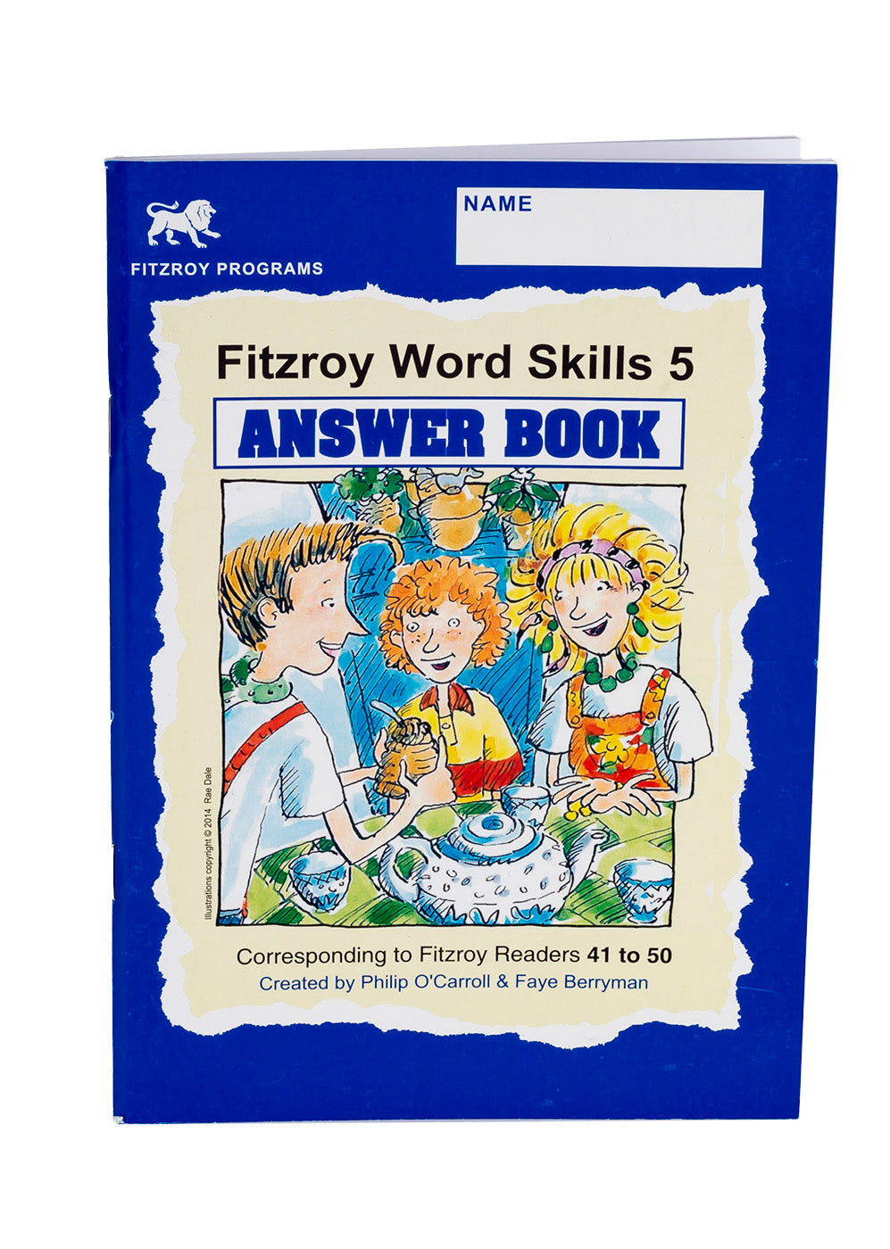 Fitzroy Word Skills Answer Book 5