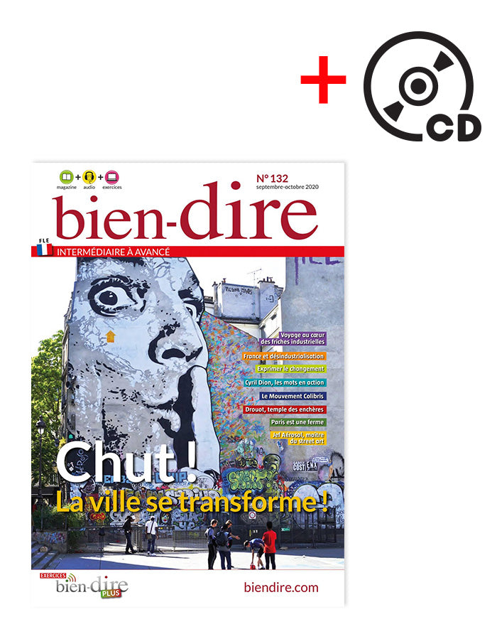 Bien-Dire Magazine + Audio