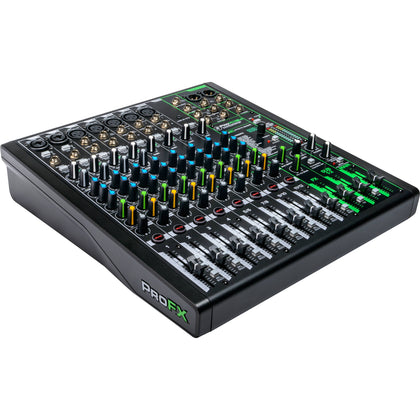 9-16 Channel Mixers