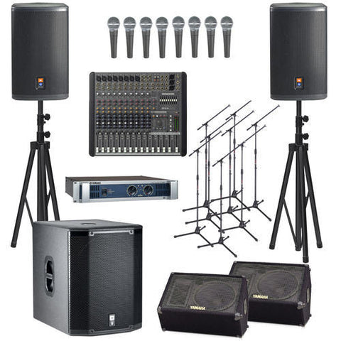 Complete Audio Packages