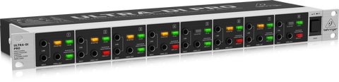 Behringer Professional Mains-Phantom Powered 8-Channel DI-Box - Audiofeen
