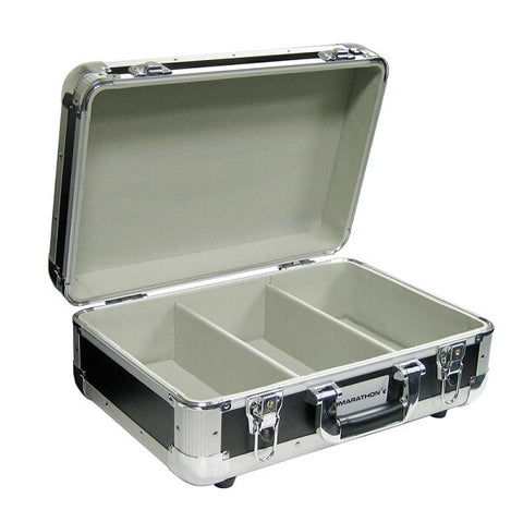 Marathon MA-ECD3BK Road Case for CD's - Audiofeen